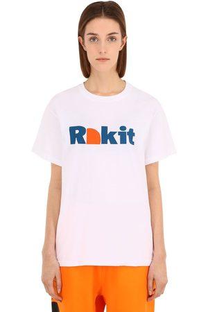 ROKIT Women T-shirts - The Climber Cotton Jersey T-shirt