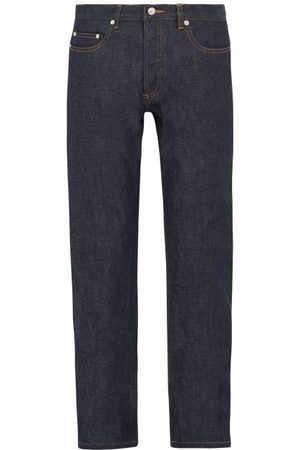 A.P.C New Standard Straight Fit Jeans - Mens - Indigo