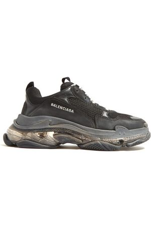 Balenciaga Triple S Low Top Trainers - Mens