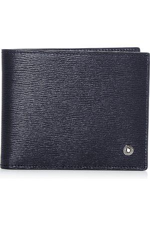 Mont Blanc Westside Bi-Fold Leather Wallet