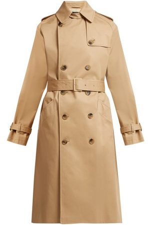 A.P.C Greta Cotton-twill Trench Coat - Womens