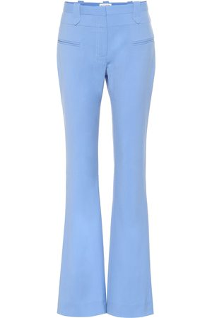Altuzarra Stretch wool bootcut pants