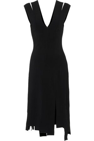 Altuzarra Asymmetric stretch-jersey dress