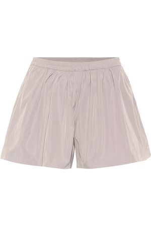 RED Valentino Technical gaberdine shorts