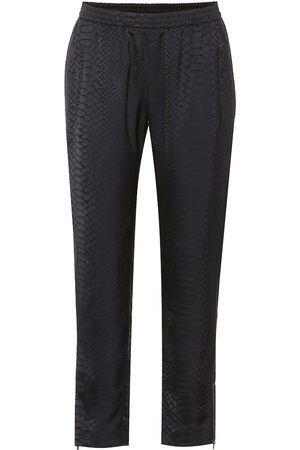 Stella McCartney Tamara cropped jacquard pants