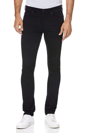 Paige Croft Skinny Fit Jeans in Inkwell