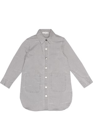 Stella McCartney Denim shirt dress