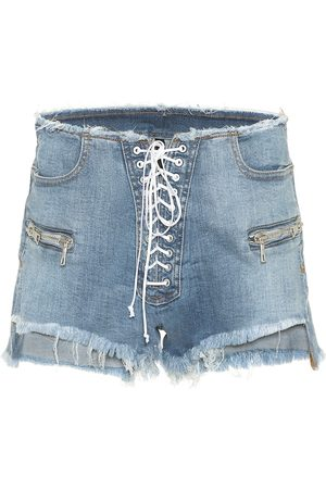 UNRAVEL Denim shorts