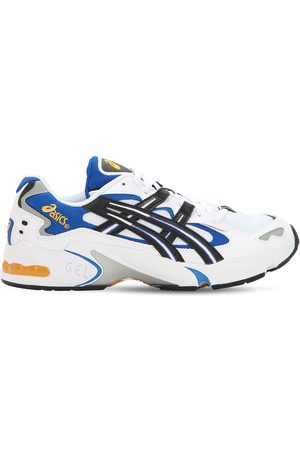 Asics Kayano 5 Og Leather & Mesh Sneakers