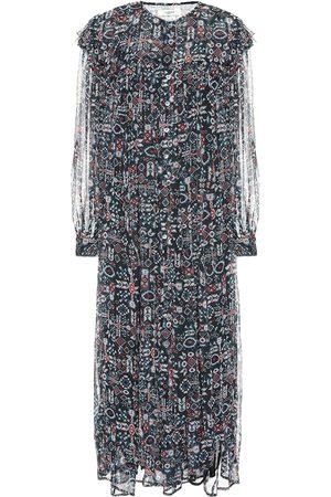 Isabel Marant Ellie printed maxi dress