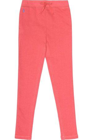 Ralph Lauren Cotton-blend trackpants
