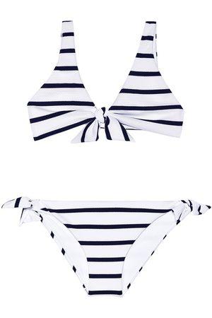 Melissa Odabash Kids Como striped bikini