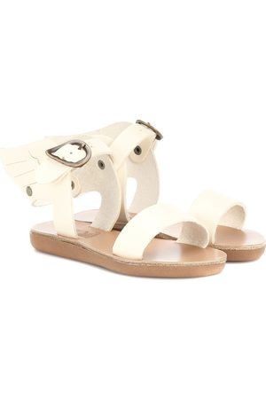 Ancient Greek Sandals Kids Little Ikaria Soft leather sandals