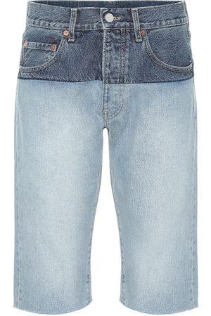 Vetements Denim shorts