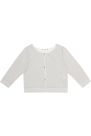 BONPOINT Cotton-blend cardigan
