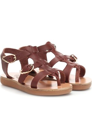 Ancient Greek Sandals Kids Little Grace Kelly Soft sandals