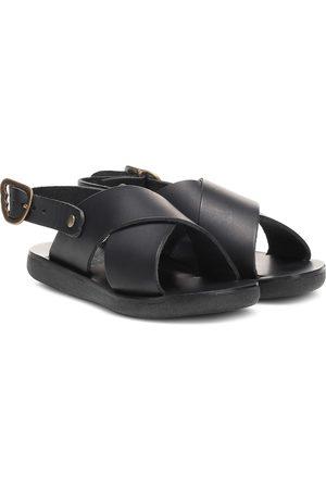 Ancient Greek Sandals Kids Little Maria Soft leather sandals