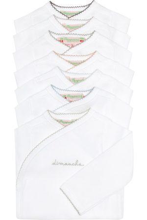BONPOINT Cotton onesie set
