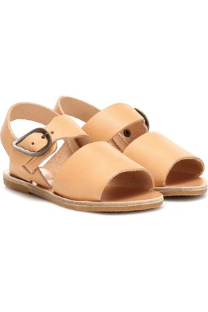 Ancient Greek Sandals Kids Little Kaliroi leather sandals