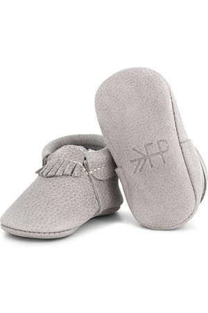 Freshly Picked Unisex City Leather Moccasins - Baby