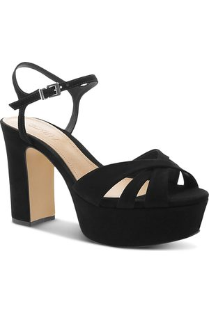 Schutz Women's Keefa High-Heel Platform Sandals