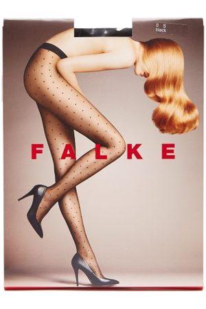 Falke Polka Dot 15 Denier Tights - Womens