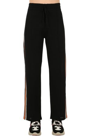 Isabel Marant Stretch Viscose Jersey Sweatpants