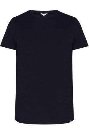 Orlebar Brown Ob-t Cotton-jersey T-shirt - Mens - Navy