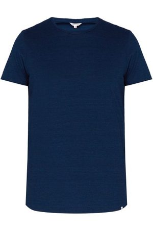Orlebar Brown Ob-t Cotton-jersey T-shirt - Mens - Dark