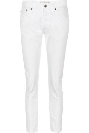 Golden Goose Jolly cropped straight jeans