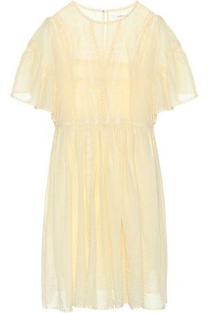 Isabel Marant, Étoile Annaelle cotton lace minidress