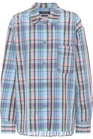 Isabel Marant Venice cotton-blend shirt