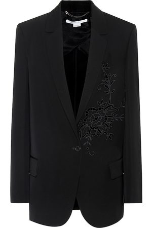Stella McCartney Embroidered blazer