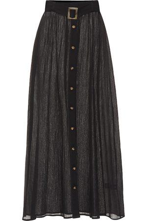 Lisa Marie Fernandez Cotton maxi skirt