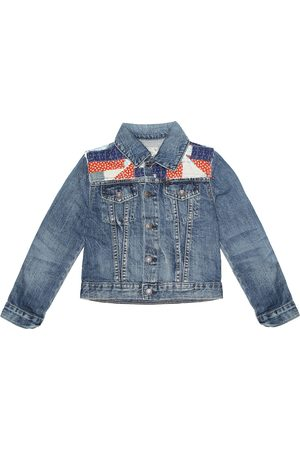 Ralph Lauren Patchwork denim jacket