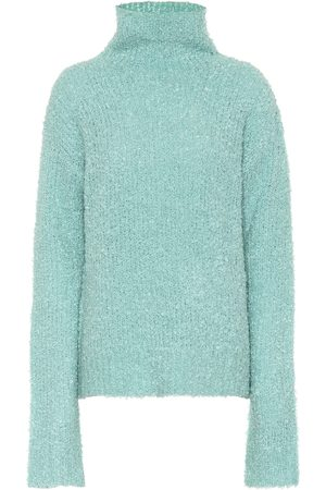 Sies marjan Mohair and wool-blend sweater
