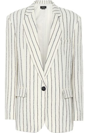 Isabel Marant Elder wool and linen blazer