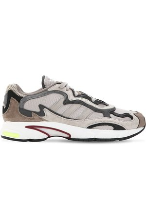 adidas Temper Run Leather & Mesh Sneakers