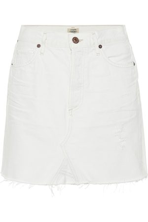 Citizens of Humanity Astrid denim miniskirt