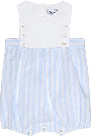 Tartine Et Chocolat Striped cotton bodysuit