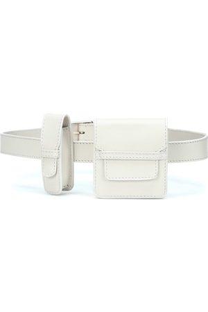 GABRIELA HEARST Leather belt bag