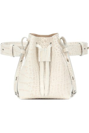 Nanushka Minee faux leather bucket bag