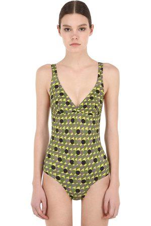 LAURA URBINATI Sormonto Pique One Piece Swimsuit