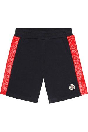 Moncler Cotton jersey shorts