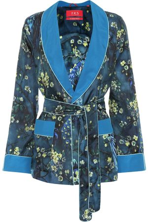 F.R.S For Restless Sleepers Armonia silk pajama jacket