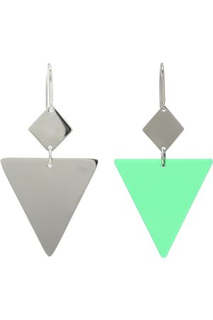 Isabel Marant Resin and -tone metal earrings
