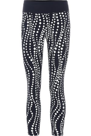 Tory Sport Diamond Waves leggings