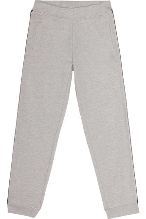 Marc Jacobs Cotton jersey trackpants