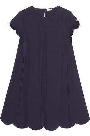 Il gufo Scalloped dress