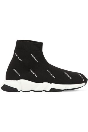Balenciaga Speed Knit Sock Sneakers